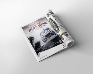 Presse Peugeot Sport T16
