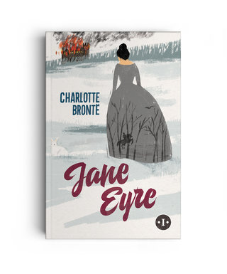 JANE EYRE - Illustration:  Lucia Calfapietra -  Part of the €œL€™iconographe€ project by the publisher ‰ditions La Table Ronde