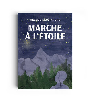 MARCHE € L€™‰TOILE - (proposal) -  Illustration:  Lucia Calfapietra