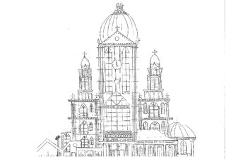 Cathédrale moderne Mathieu NIVOR
