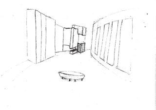 Couloir circulaire Mathieu NIVOR