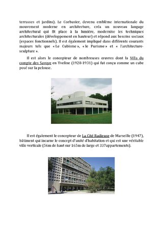 Fiche Architecte Le Corbusier 2 - Mathieu NIVOR