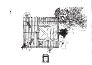 Projet Solarium Habitation Martinique- Vue plan de masse Architecte 3D