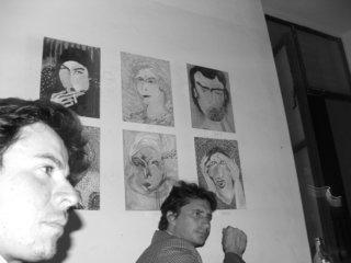 Comala, Oaxaca, Mexique, 2004