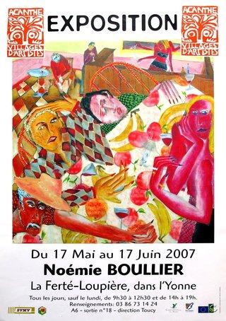 La Ferté-Loupière (83), 2007