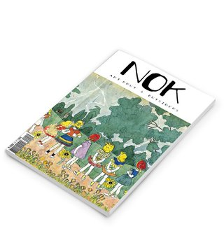 Nok Magazine (cover)