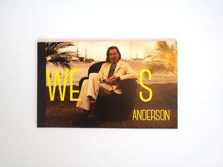 Wes Anderson Bio