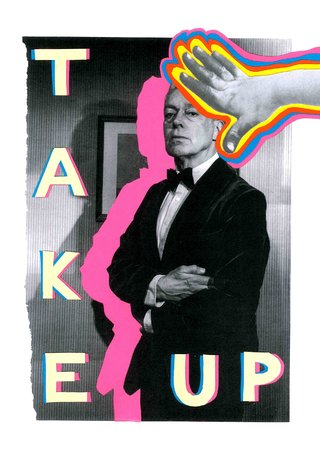 Take up ! Collage