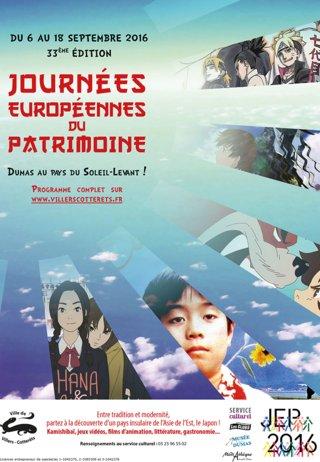Affiche Journée du Patrimoine