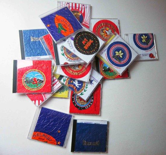 LES FERNANDEZ - clv et ff - cd singles