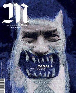 PRESSE | CANAL + FIN DE PARTY