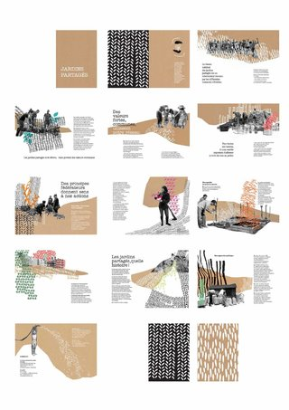 IDENTITE VISUELLE | RESEAU NATIONAL DES JARDINS PARTAGES