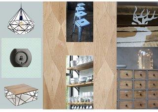 Planche mobilier et accessoires