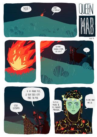 Reine Mab page 1