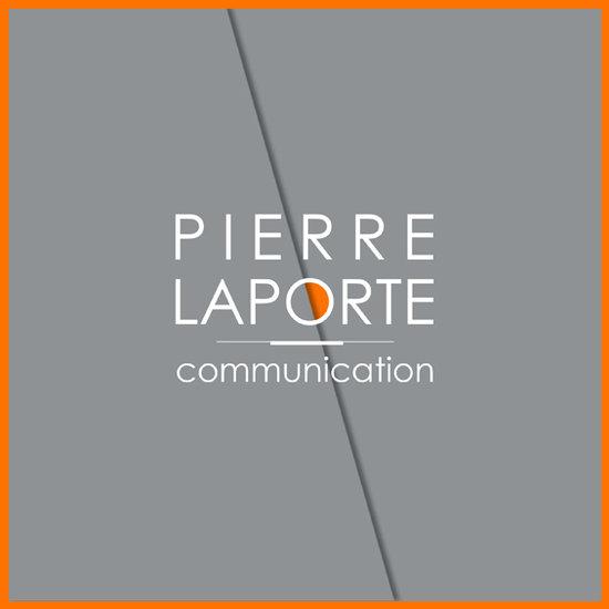 Logo Pierre Laporte Communication