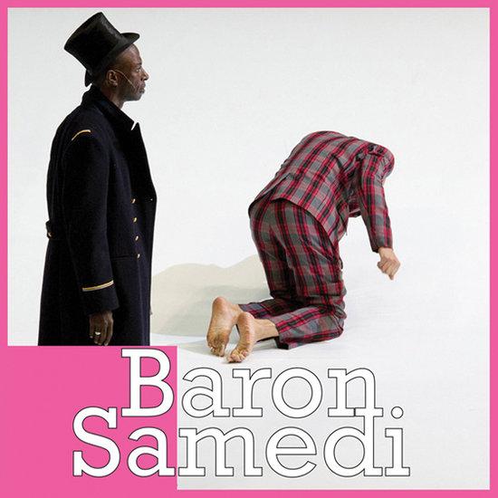 Baron Samedi . Alain Buffard