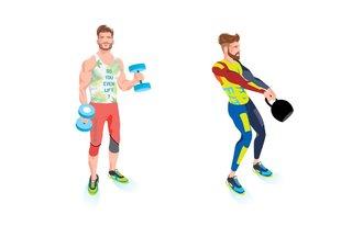 Musculation et Crossfit