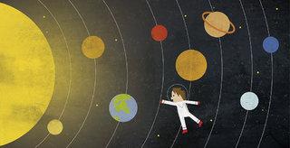 planètes, Pourquoi le soleil aime la soupe, éditions l'initiale
