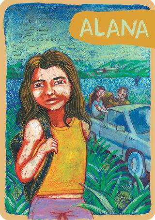 Alana de Colombie