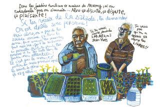 Mr Alla et Jean-Yves