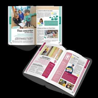 Magazine (logement social)
