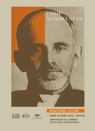 Rencontre hommage à Ossip Mandelsteam