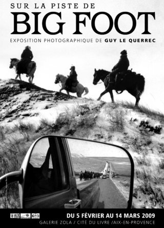 Exposition Guy Le Querrec ©Patrick Bédrines (2009)