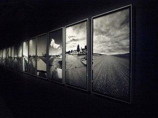 Exposition Raymond Depardon ©Patrick Bédrines (2012)