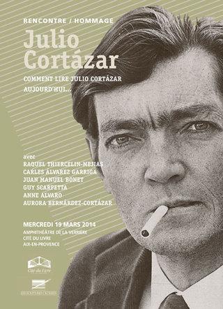 Rencontre hommage à Julio Cortazar ©Patrick Bédrines