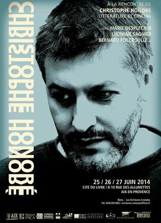 Rencontre avec Christophe Honoré ©Patrick Bédrines ( 2014)