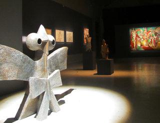 Exposition Salgado / Adami ©Patrick Bédrines (2011)
