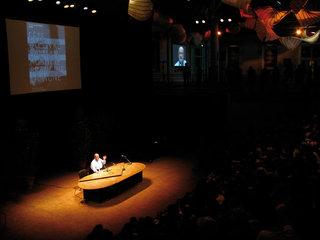 Salman Rushdie ©Patrick Bédrines (2008)