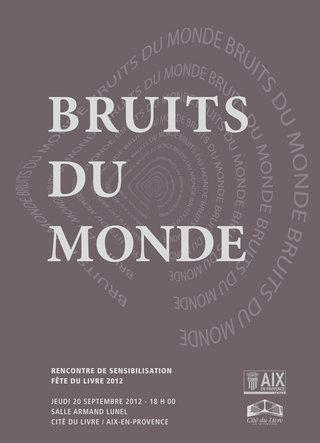 Sensibilisation fête du livre 2012 ©Patrick Bédrines