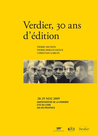 Rencontre avec les éditions Verdier ©Patrick Bédrines