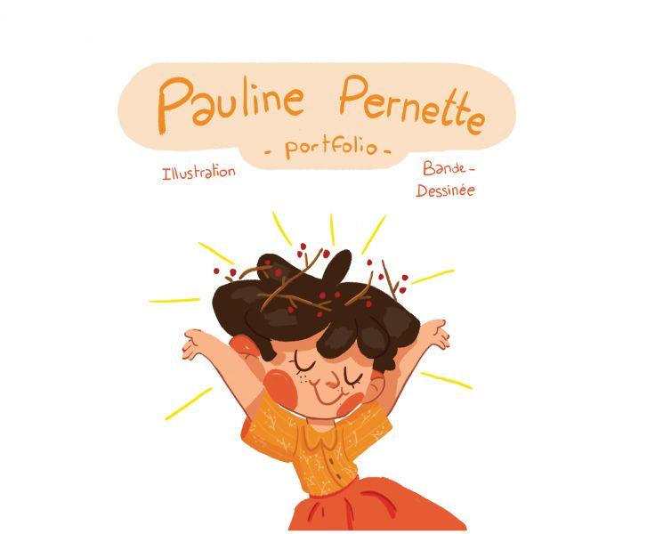 Pauline Pernette Illustration : Ultra-book