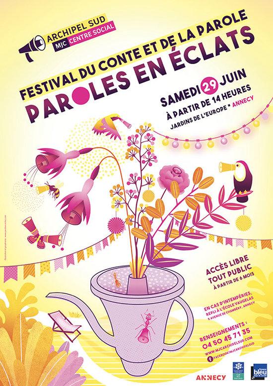 Festival Paroles en éclats 2019