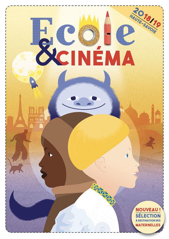 Programme Ecole et Cinéma 2018/19