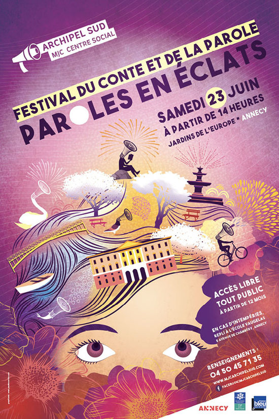 Festival Paroles en éclats 2018