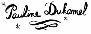 Pauline Duhamel Portfolio