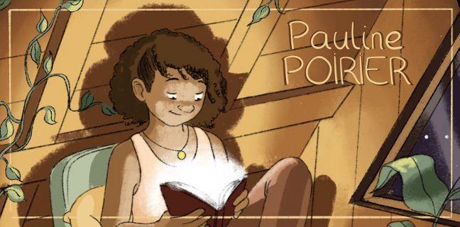 Pauline POIRIER   Ultra-book Portfolio