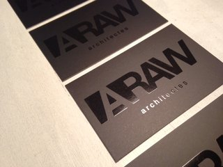 ARAW - Architecture RAW