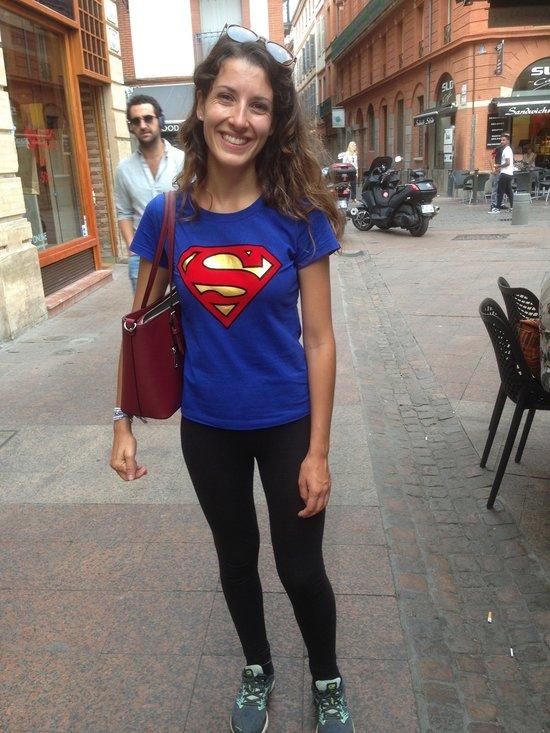 n° 25 : Super-Nathalie en pleine solde