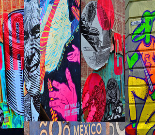Mexico Art walk 3