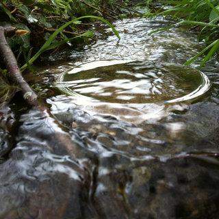 Bruit d'eau