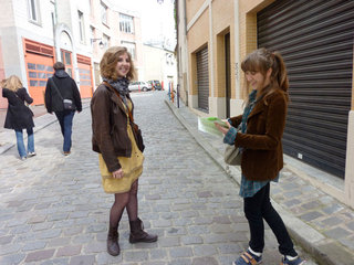 Visiteuses 2011