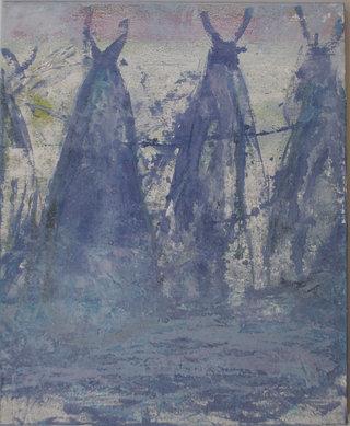 Lapins bleus