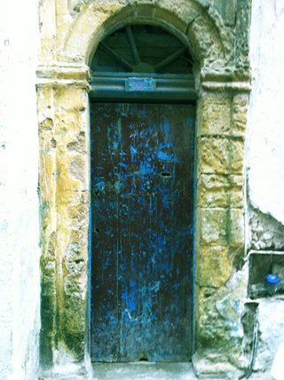 Porte vieille médina