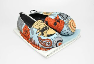 Customed shoes
