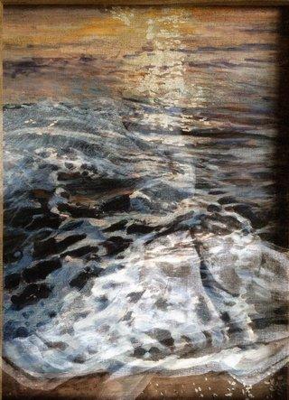 Une vague (Mazatlan)