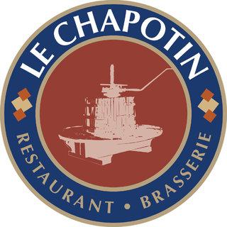 "logo restaurant ""Le Chapotin"""